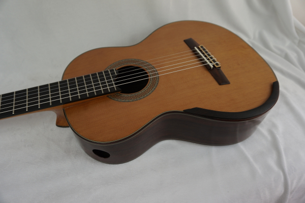 Smallman classic guitar master level with solid Cedar top(China (Mainland))