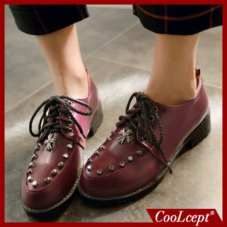 ladies leisure casual flats shoes buckle spring lady loafers sexy women pumps brand footwear shoes size 33-43 P17219(China (Mainland))
