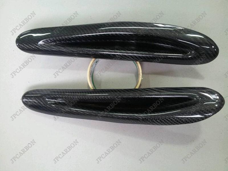 Carbon Fiber Interior Door Covers for 2003-2008 Lotus Exige S2(China (Mainland))
