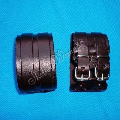 Cool Fashion Women/Man Belt Buckle Leather Bracelet Whosale/retail
