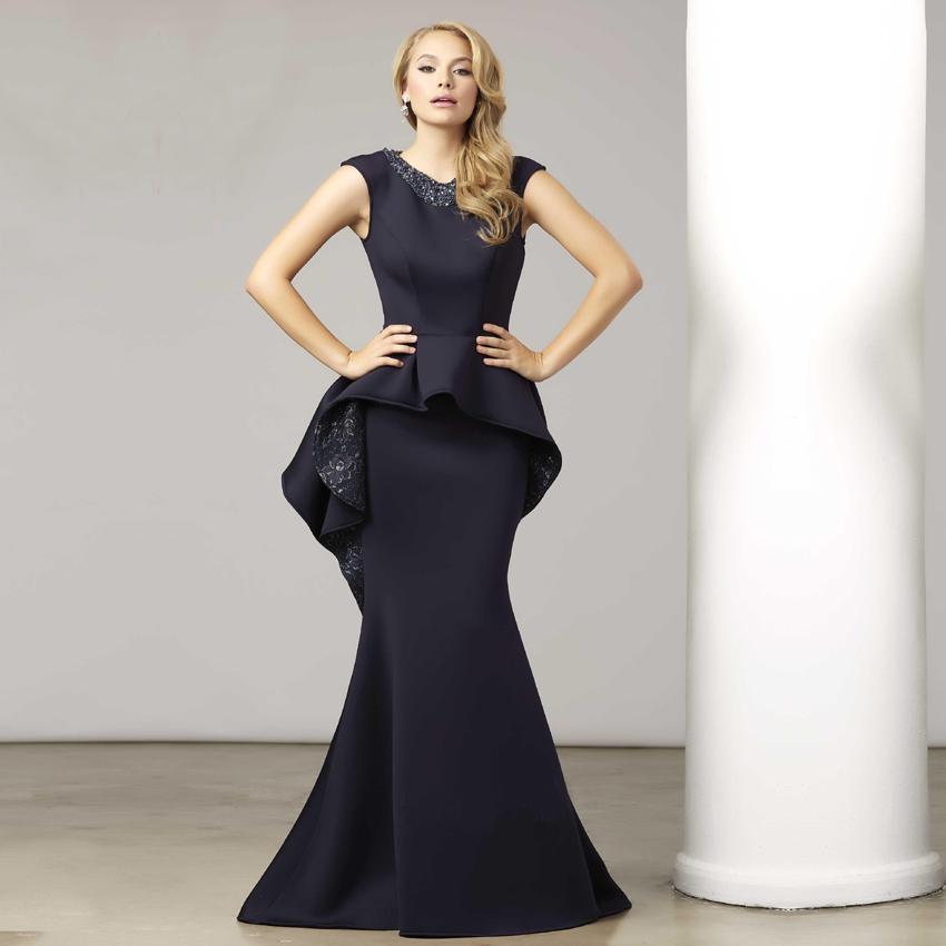 buy robe de soiree arabic dresses women long evening gowns sexy open back black. Black Bedroom Furniture Sets. Home Design Ideas