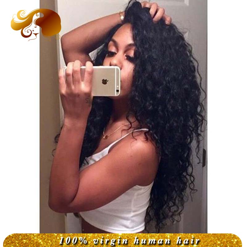 Фотография Free Part Brazilian Full Lace Human Hair Wigs Bleached Knots Virgin Hair Wig With Baby Hairs Glueless Lace Front Wig Stock