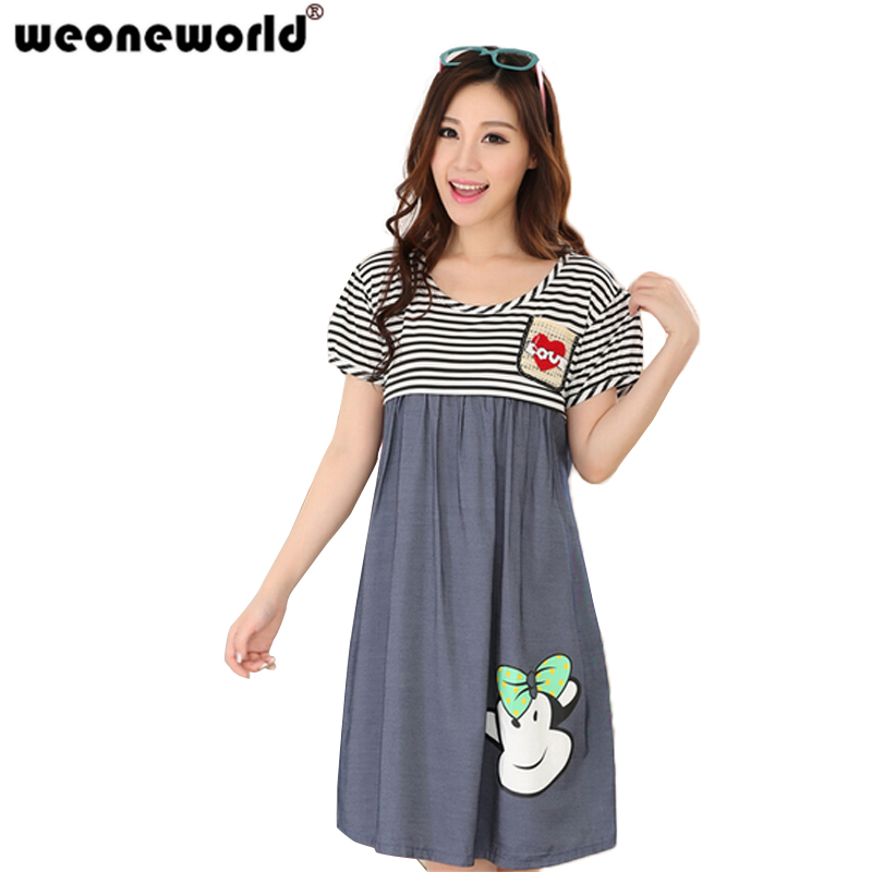 weoneworld summer clothes striped