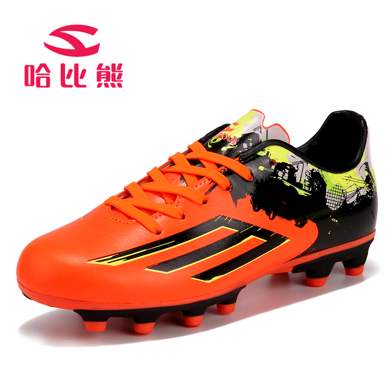 Bichon children shoes 2016 spring and autumn child football training shoes child fashion male child sport shoes(China (Mainland))