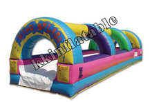 rent inflatable games kids entertainment Slip and Slides(China (Mainland))