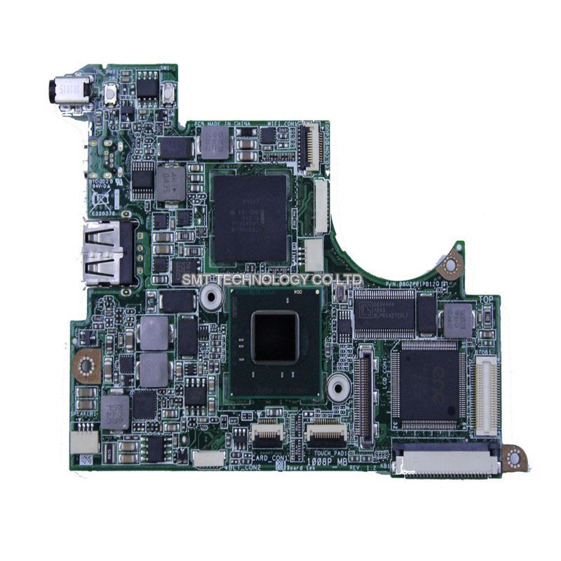 For ASUS 100% original motherboard Eee PC 1008P with Atom N450 N550 fully tested Warranty 45days(China (Mainland))