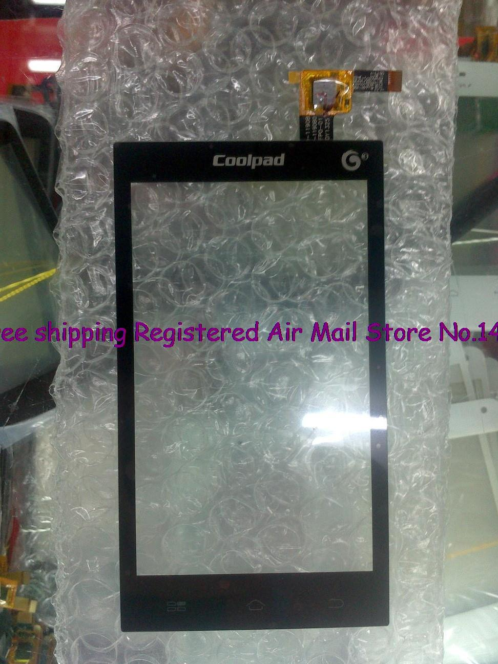 10pcs/Lot Free shipping Coolpad / Cool 8122 handwriting screen capacitive touch screen new original<br><br>Aliexpress