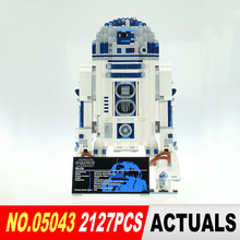 212Lepin 05043 Star War Series R2-D2 robot Building Blocks Bricks Model Toys 10225 Boys Gifts - LEPINBLOCKS Store store