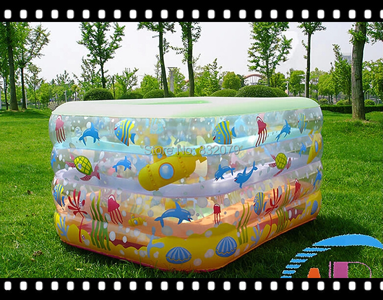 Baby swimming inflatable mini swimming pool for kids in swimming pool