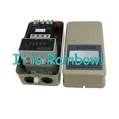 Buy 2 2kw 380v 5 65a Overload Relay Intelligent Motor