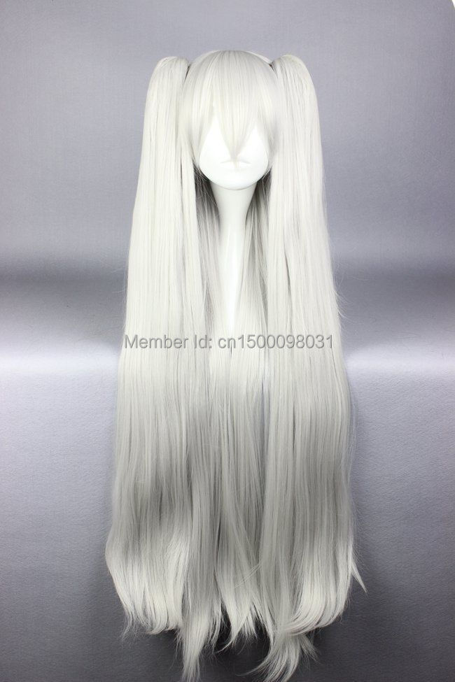 FREE P&P>>>>>>Amatsukaze Kantai Collection Anime Figure Max Factory Cosplay wig two ponytailsir wig