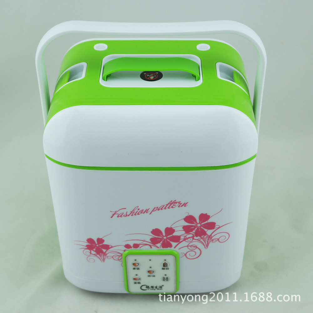 Gang fight Korean mini rice cookers, rice cookers household mini wholesale, portable intelligent mini cooker(China (Mainland))