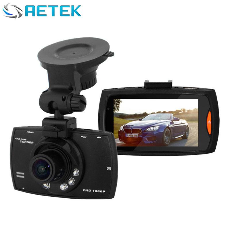 Mini Novatek G30 Car Dvr 1920*1080p 2.7 inches LCD Screen IR Night Vision Video Recorder Camara Automovil Coche Dashcam Blackbox(China (Mainland))