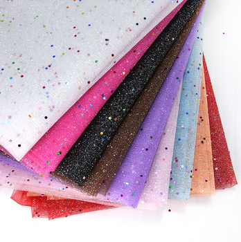 44144 50*160CM patchwork printed sequin fabric for Tissue Kids Bedding textile for Sewing Tilda Doll, DIY handmade materials