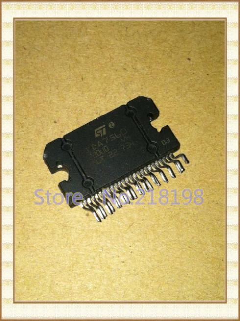 усилитель IC TDA7560