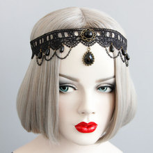 New Designer Diamond Headband Halloween Party Fancy Dress Costume Accessory Event Party Supplies Wholesale
