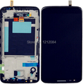 New replacement for LG Optimus G2 D801 D803 D800 LCD Screen Display digitizer Touch Glass frame