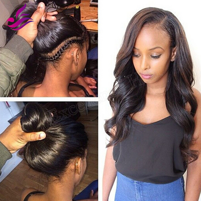 Graceful Hair Makeover Great Side Part Weave Styles You