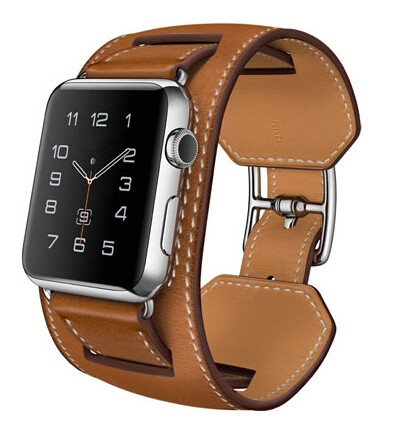 apple watch läder
