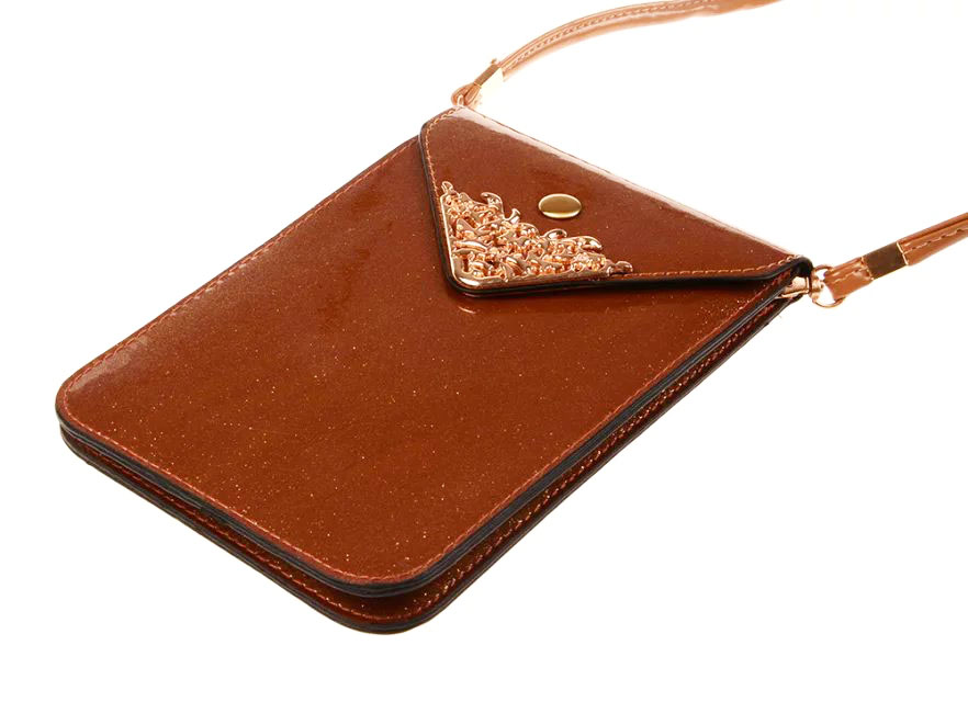 Luxury Lady Shoulder Belt Pouch Mobile Phone Leather Case For Doogee Valencia2 Y100 Plus,Doogee Nova Y100X,Doogee Titans2 DG700(China (Mainland))