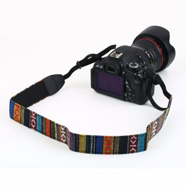 Universal Durable Vintage Timeless Style Vintage Camera Shoulder Neck Strap for DSLR for Nikon for canon for sony hot selling