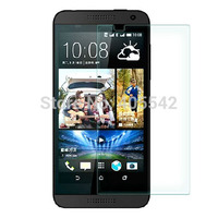 Free shipping!Clean Protective Guard Cover Film Screen Protector Skin for HTC Desire 610 E4093 P