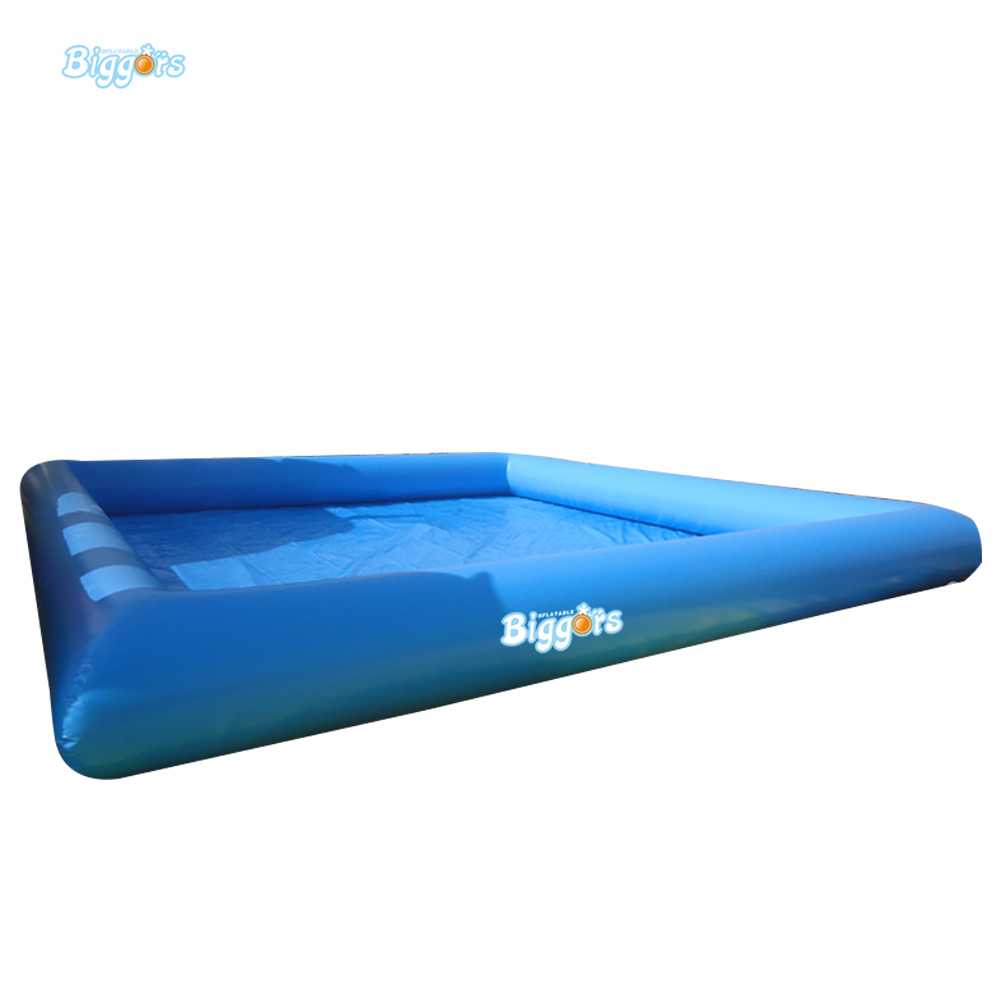 Cheap Price Inflatable Square Water Swimming Pool PVC Pool Inflatable Pool With Air Pump(China (Mainland))