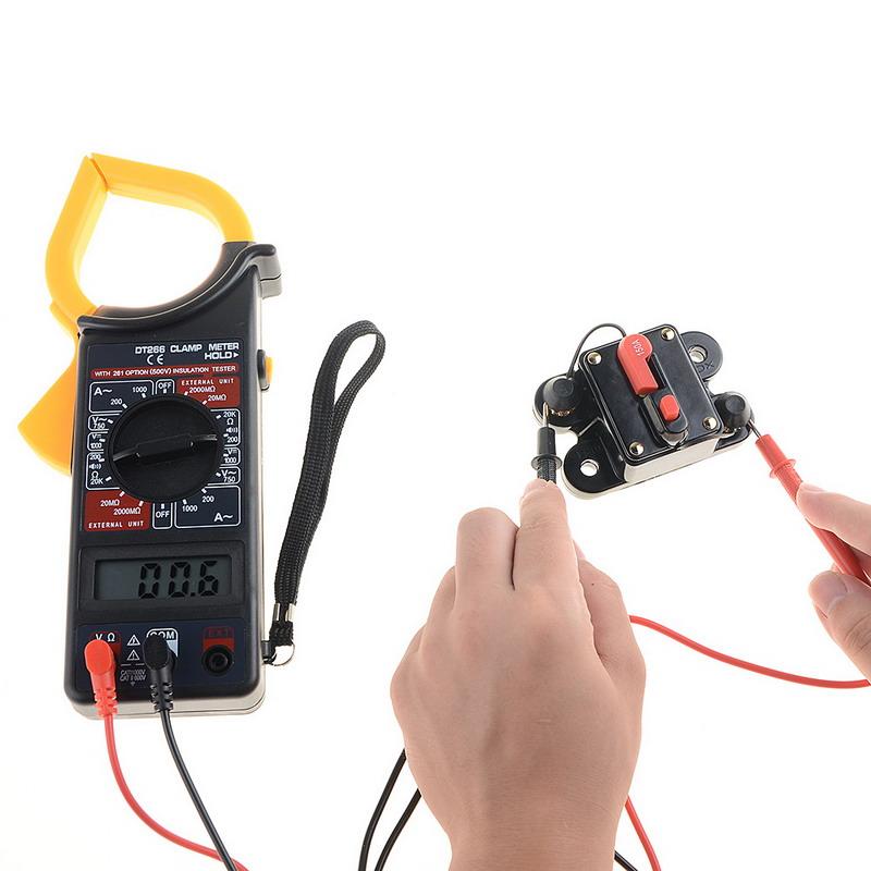 Digital Voltmeter DT266X Ammeter Multimeter Volt AC DC Tester Clamp Digital Electrical Measuring Tool VEN75 T19 0.5(China (Mainland))