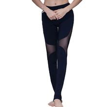 Buy Summer Women Workout Leggings Push-up Sporting Leggings Mesh Transparent Elastic Skinny Fitness Leggings Women Net Yarn Pants for $7.47 in AliExpress store