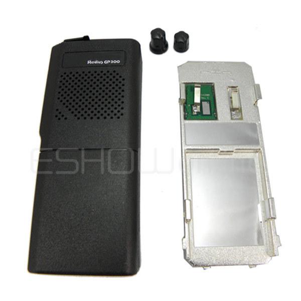 40 pcsComplete радио обслуживание PartsCase RefurKit + BackboardFor Motorola радио GP300 рация двухсторонней CB любительское радио J0059A Eshow