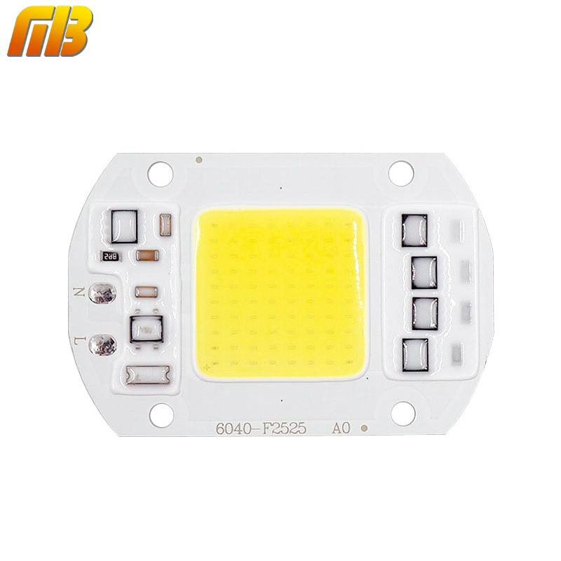 lampadina w w : LED COB Lampadina 5 W 20 W 30 W 50 W Circuito Integrato del LED 110 V ...