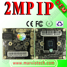 1000pcs 1080P  IP Security cameras Module Onvif protocol Module Cloud Function P2P cmos sensor camera module(China (Mainland))