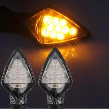 Motorcycle LED Turn Signal Indicators Light Lamp