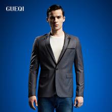 Brand New Arrival Blazer Men Men s Suit Jacket Suit Jacket Self Cultivation Slim Fit Simple