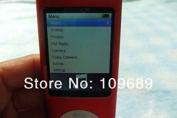 MP4-плеер OEM 50pcs/lot! 32 5 MP3 MP4 5th mp4 плеер newest 200 100% 32 1 8 6 mp4 dhl 6th gen mp4 32gb