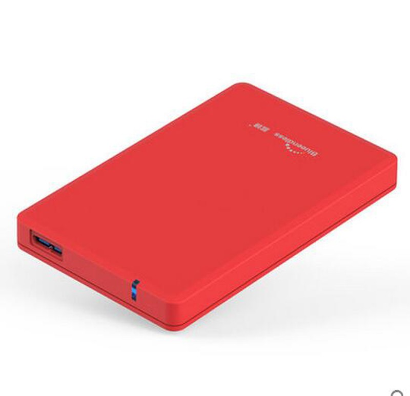 hdd external 2 5 inch protective sata case tool free hard drive hdd enclosure sata usb 3.0 hdd box case for 1TB hard disk MR23PA(China (Mainland))
