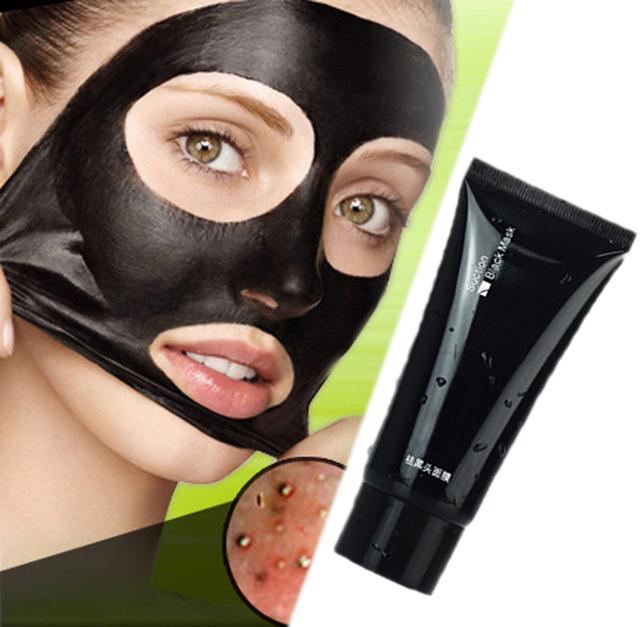 Лицо угорь маска, Глубокое очищение черный head, Лечение акне маски