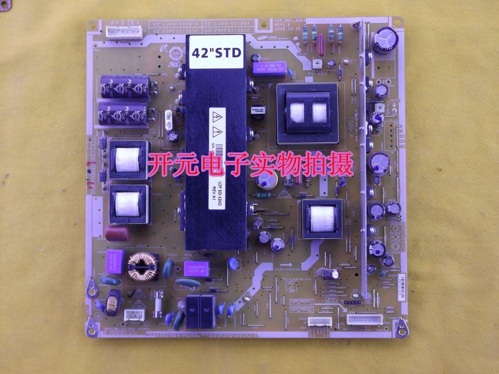 Free shipping 100% original 42-inch plasma power supply board PSPF321501C with Samsung screen S42AX-YD13 (YB09)(China (Mainland))