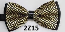 2016 Latest Version Fashion Formal Commercial Bow Tie Male Men's Accessories Married Camel Bowtie Decoration Butterfly Bow Tie