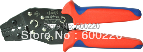 DN-02WF2C hand crimper for crimping wire end ferrules and insulated connectors 0.5-2.5mm2<br><br>Aliexpress