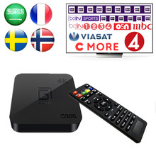 Buy Scandinavia GOTiT Android TV Box Amlogic S905 Quad Core Android 5.1 1GB RAM 8GB ROM Support 4K H.265 IPTV France Europe for $69.60 in AliExpress store