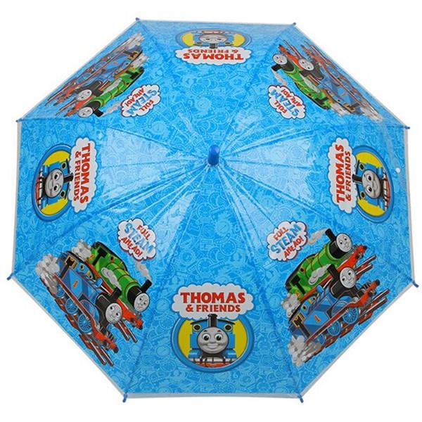 Free shipping 2015 umbrella magic umbrella Parapluie enfant thomas child umbrella cartoon umbrella straight(China (Mainland))