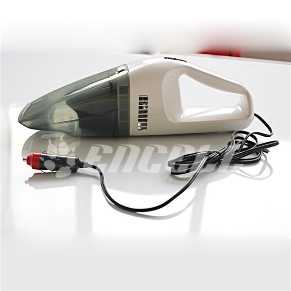 TS15 Mini 12V High-Power Wet and Dry Portable Handheld Car Vacuum Cleaner Color White Car Wash for Car Styling(China (Mainland))