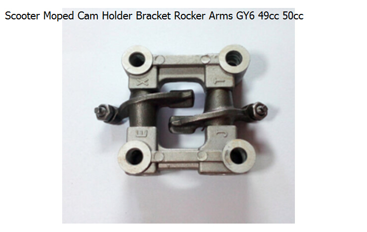 Scooter Moped Cam Holder Bracket Rocker Arms font b GY6 b font 49cc 50cc
