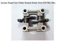Scooter Moped Cam Holder Bracket Rocker Arms GY6 49cc 50cc