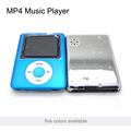 Brand New LCD Screen MP4 Music Player Third Generation Ultra Slim Media Player Support TF SD