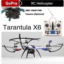 Новый RC Quadcopter 6-Axis 2.4 ГГц с камерой YiZhan тарантул X6 беспилотный JJRC H16