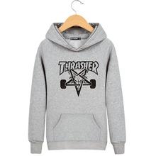 2016 Men's Sportswear  Brand clothing Men Hoodies Fashion  hip hop  tracksuits men's hoodie Black Gray sweatshirt cotton hoody (China (Mainland))