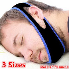 Anti Snoring Chin Straps Mouth Guard Stop Bruxism Anti-Ronquidos Nose Snoring Solutions Breathing Snore Stopper For Sleeping(China (Mainland))