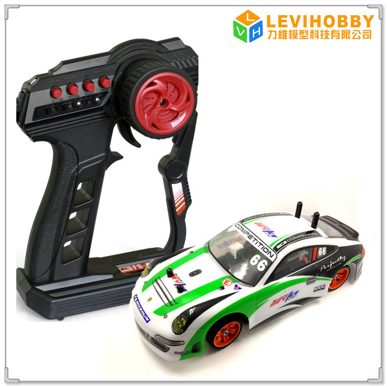 High Speed 1:28 Mini-Q RC Drift Car RTR With 2.4G Remote Control Lipo Battery(China (Mainland))